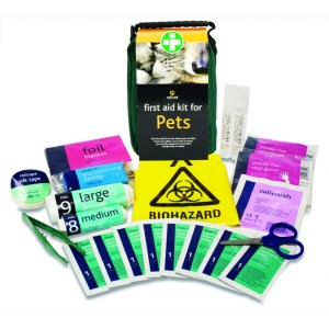 Pet First Aid Kit & Contents