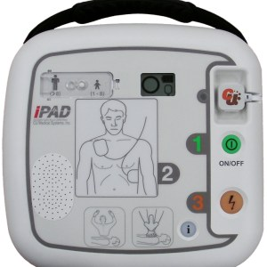 iPAD sp1 semi automatic defibrillator