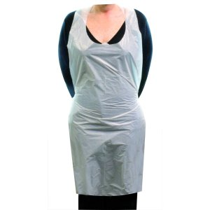 polythene apron (pack 100)