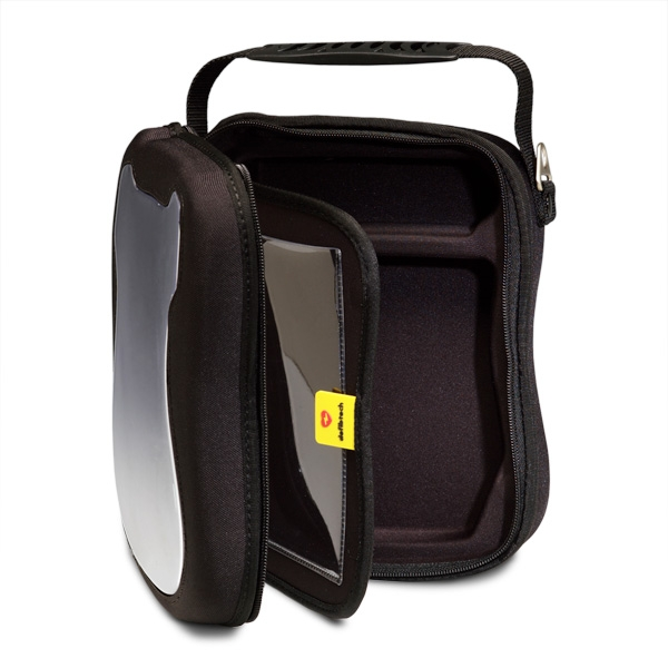Defibtech-Lifeline-View-Soft-Carry-Case-open-600×600