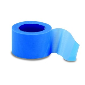 first aid blue washproof tape 2.5cm x 5m