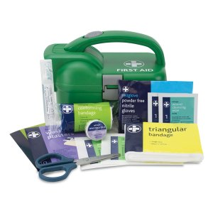 Home & Travel First Aid Kits