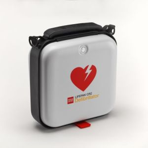 Lifepak CR2 Fully Automatic Defibrillator