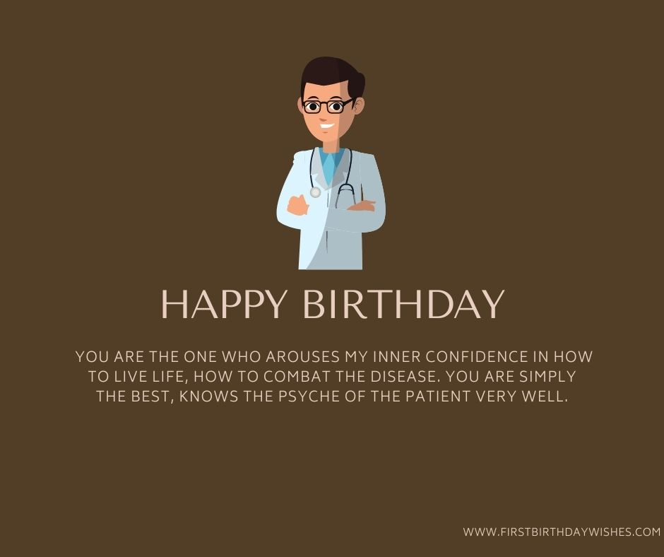 50 Birthday Wishes For Doctors Happy Birthday Doctor 2021