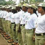 NYSC SENATE LIST – Mobilization list for all institutions 2019/2020