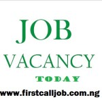 Federal government Job Vacancies In Nigeria 2019