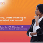 FCMB Paid Internship Program #FCMBFlexxtern