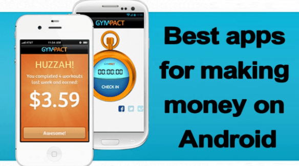 6 BEST MONEY MAKING APPS FOR ANDROID PHONE