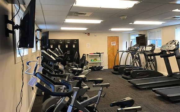 Fitness Center & Nutrition