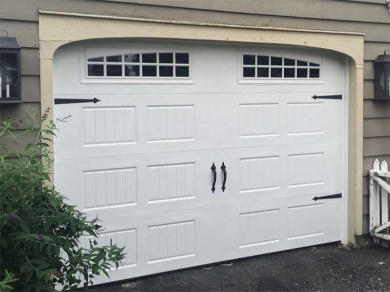Garage Door Closing