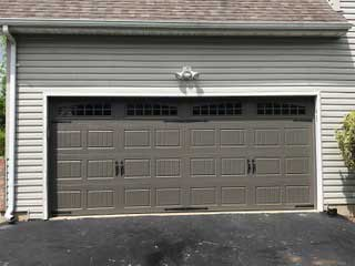 Residential Steel Garage Door