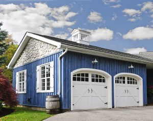 Before your garage door installation is done, consider these five questions.