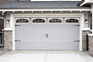 Comparing Costs of Materials for a Garage Door Installation