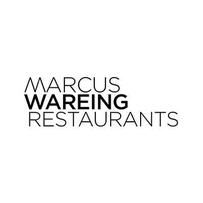 Marcus Wareing logo