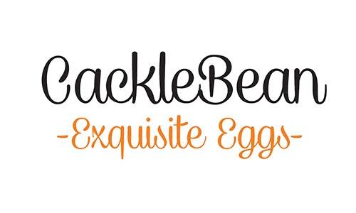 Cacklebean Eggs logo