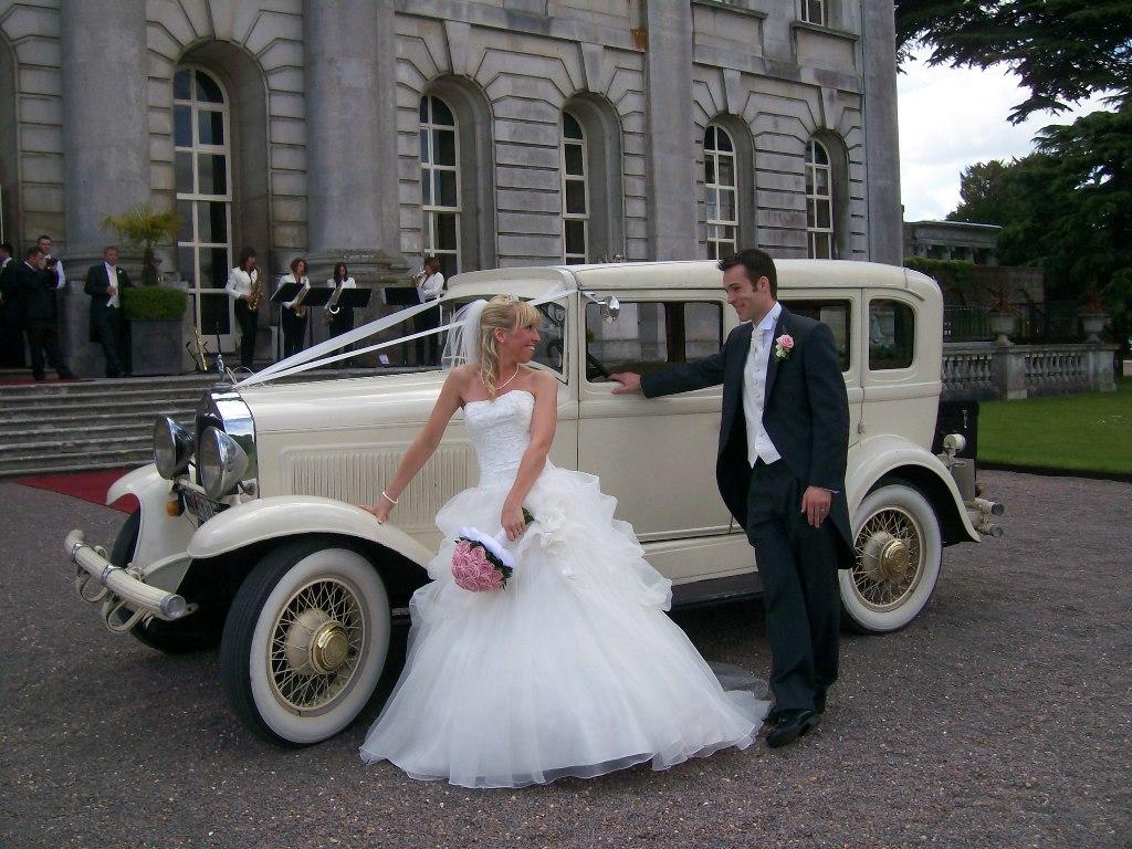 Vintage American Wedding Car 1929 Wedding Car In Uxbridge Middlesex