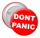 Dont Panic button