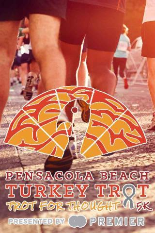 Pensacola Beach Turkey Trot 5K