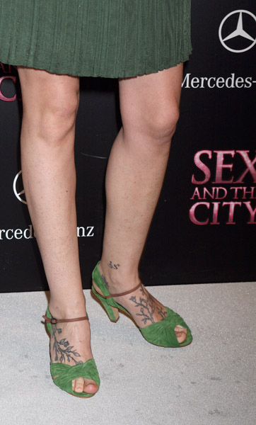 Fans are obsessed with celebrity tattoos. What do they say?
