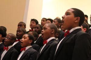 Newark Boys Chorus Concert at Grace UMC @ Grace United Methodist Church | St. Augustine | Florida | United States