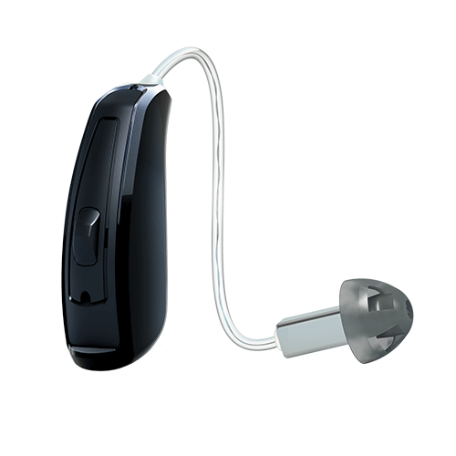 iPhone hearing aid