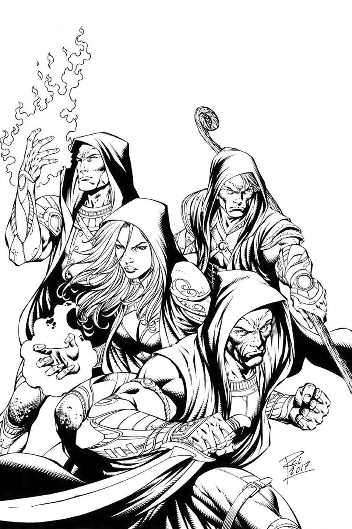 Zenescope Comics July Solicitations First Comics News