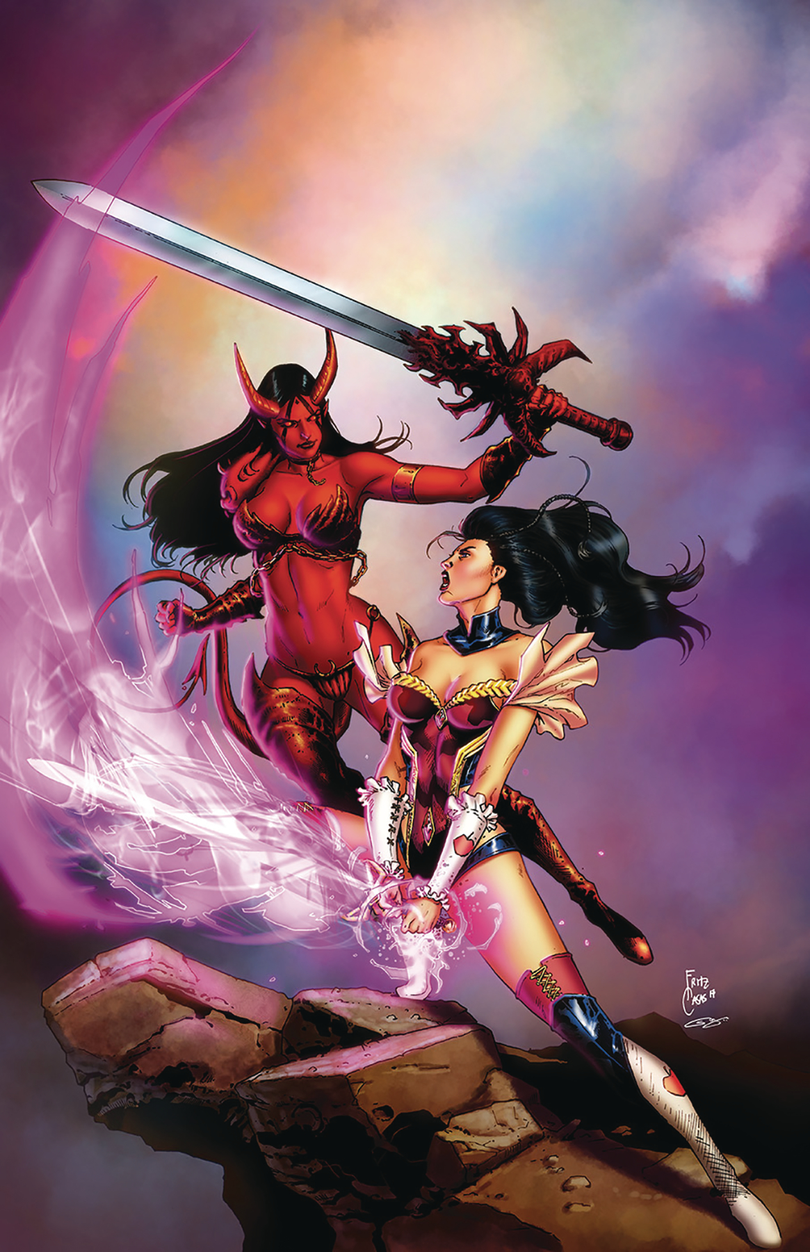 Grimm Fairy Tales 12 Preview First Comics News