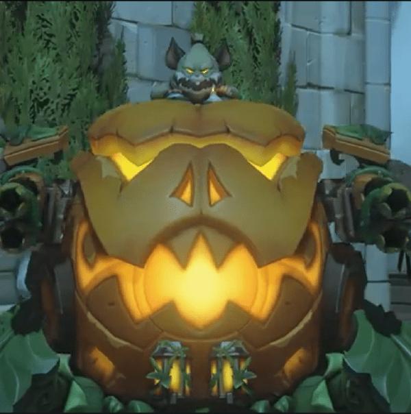 Overwatch Halloween Terror Event Now Underway First Comics News