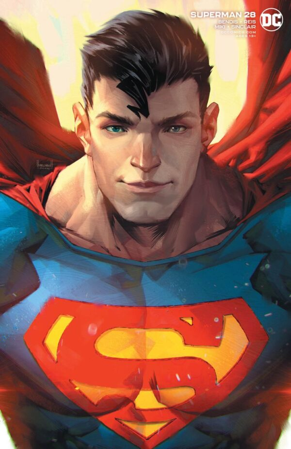 Superman #28 Review - The Aspiring Kryptonian
