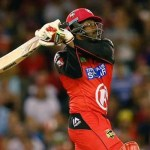 Chris Gayle – Fastest 50 of 12 balls