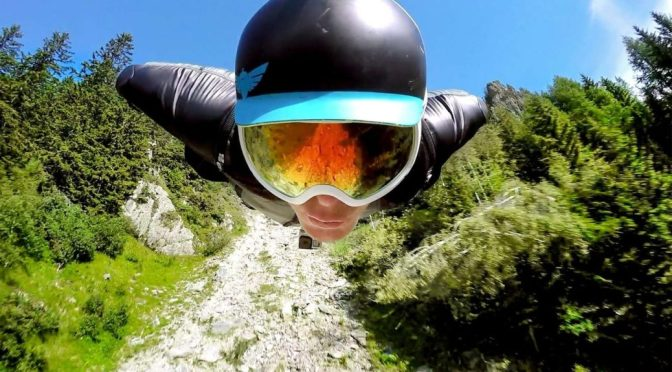 GoPro: Wingsuit Flight