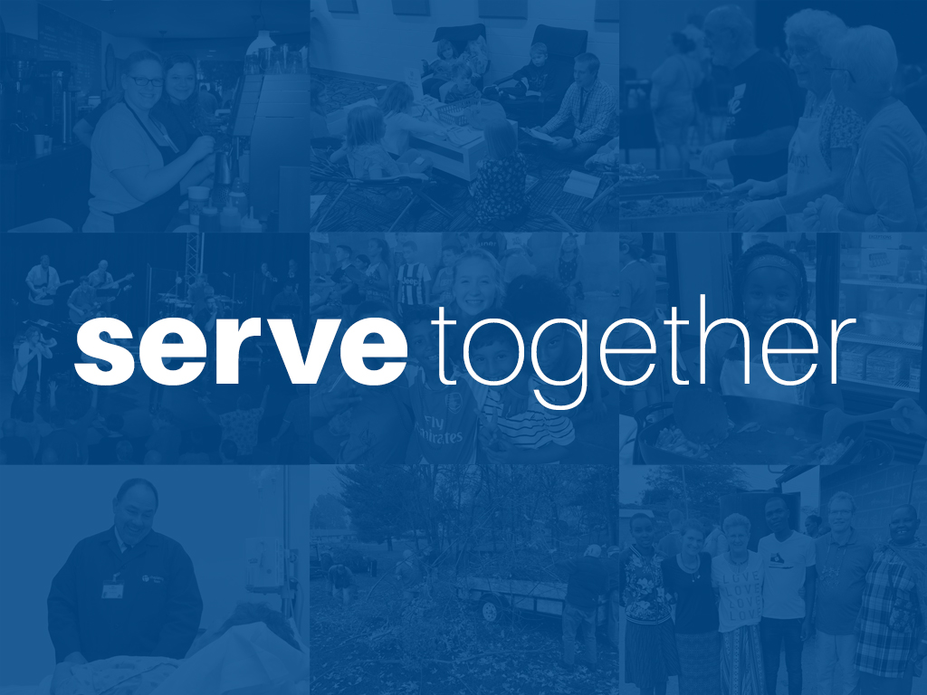 Serve Together - PCO Image