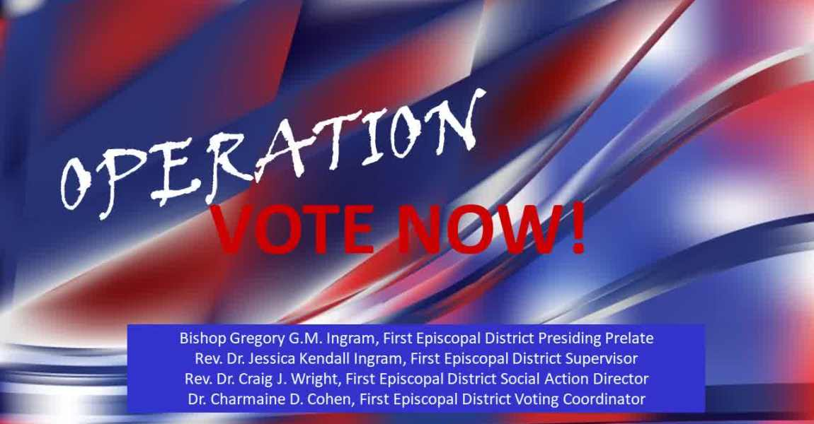 Operation Vote Now Campaign