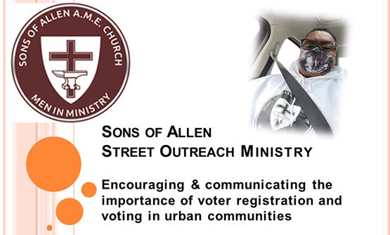 Rev. Rodney Dailey – Street Outreach