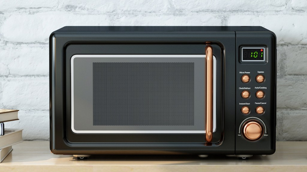 find the best microwave to upgrade your