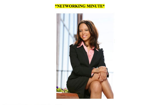 Networking Minute