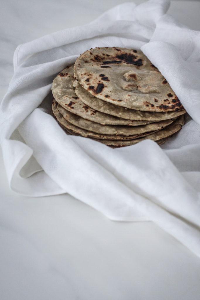 Buckwheat Chappati