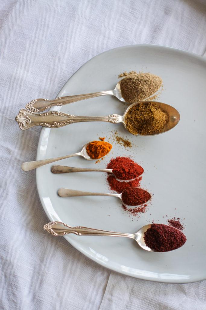 falafel spices