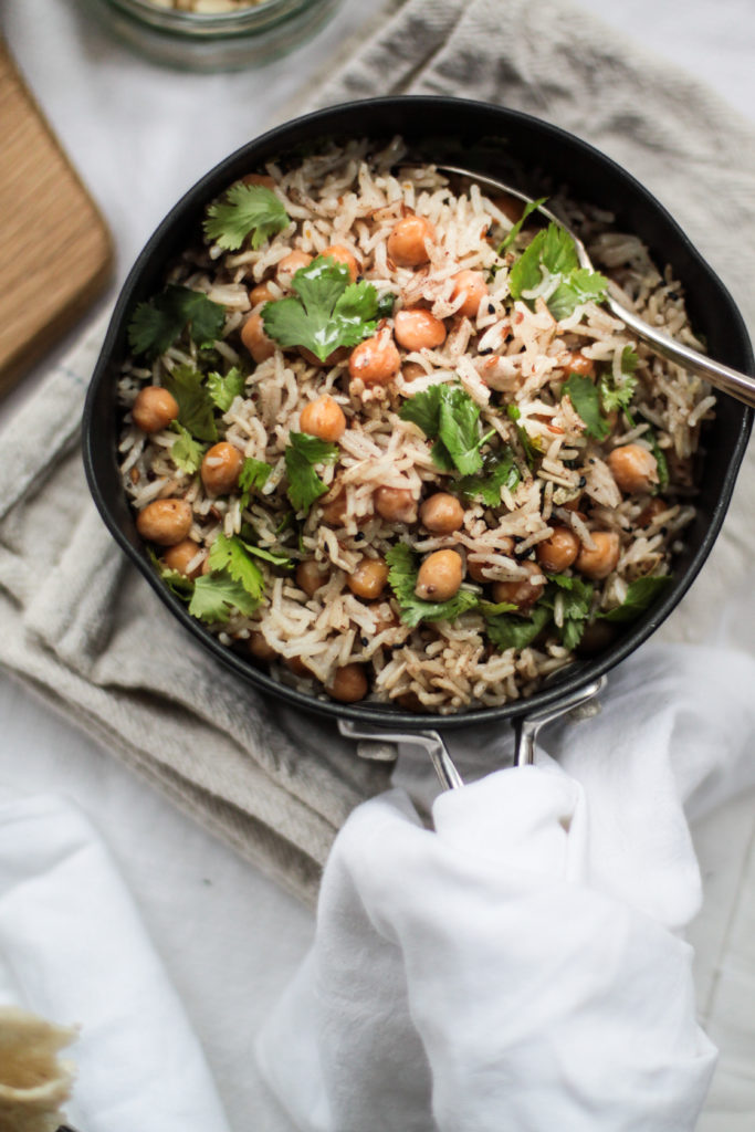 Fragrant wild rice