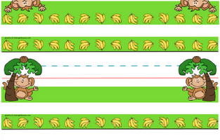 New Theme! Jungle, Safari, Monkeys!