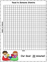 Daily 5 Stamina Graphs Freebie!