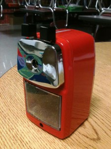 Amazing Pencil Sharpener
