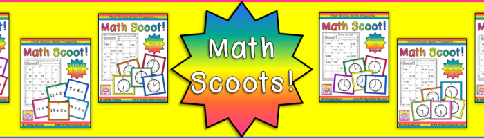 Math Scoots! (First to comment wins choice!)