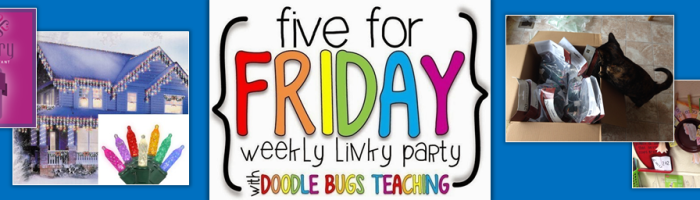 Five for Friday – November 29