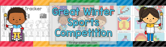 Winter Games Activities – The Great Sports Competition