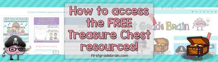 Treasure Chest Help