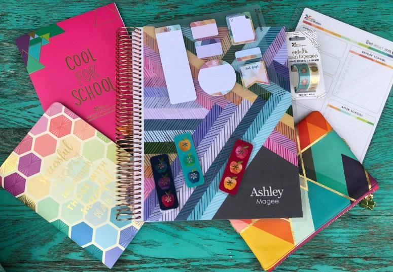 Erin Condren Teacher Lesson Planner accessories