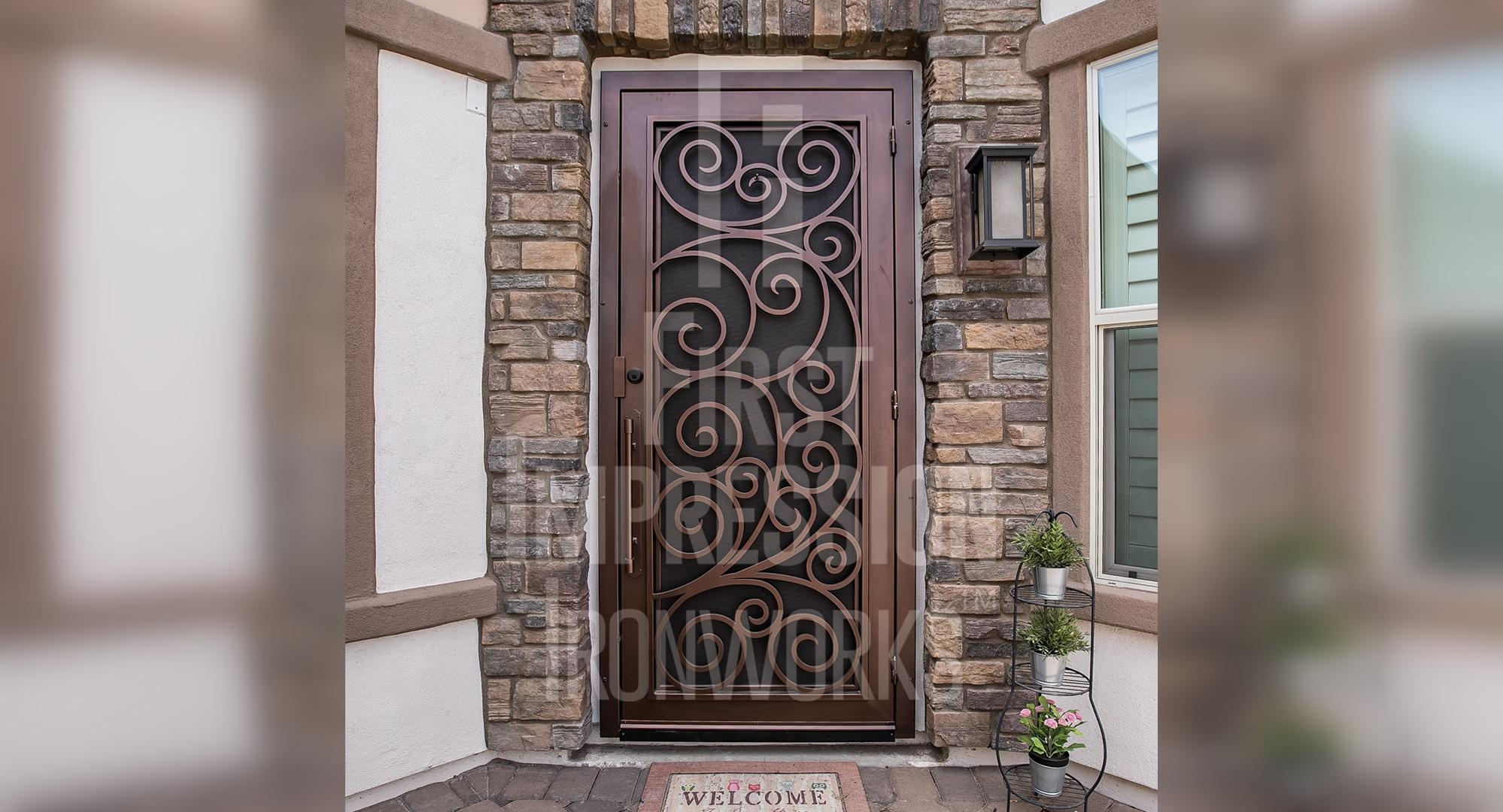 security doors storm doors custom