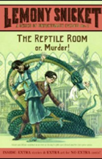 Book Review: The Reptile Room