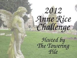 Anne Rice Challenge